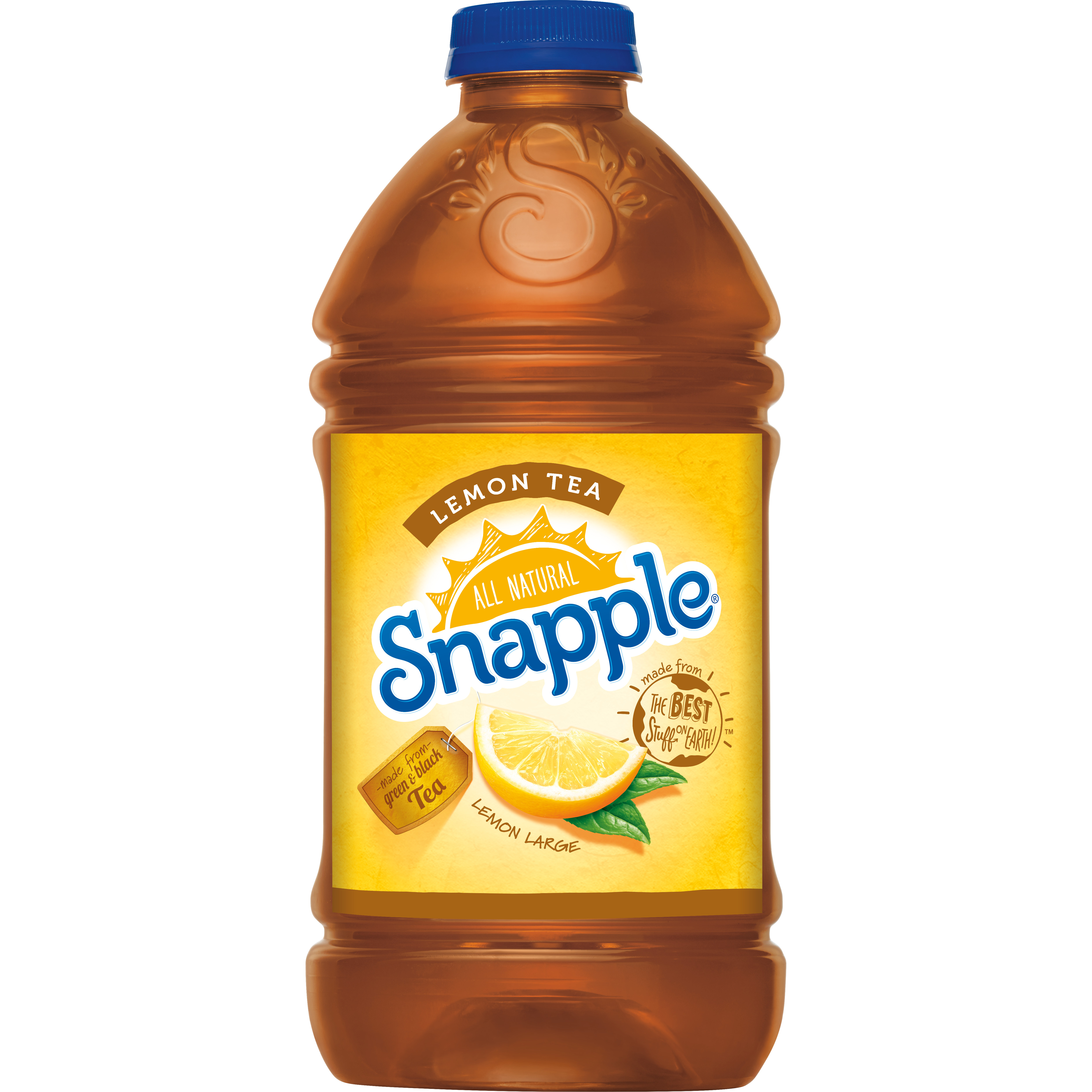 Snapple Lemon Tea, 64 Fl Oz, 1 Count