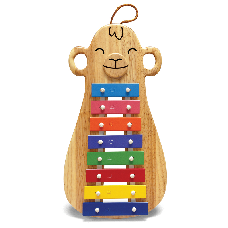 Hohner Green Tones Monkey Glockenspiel by Hohner