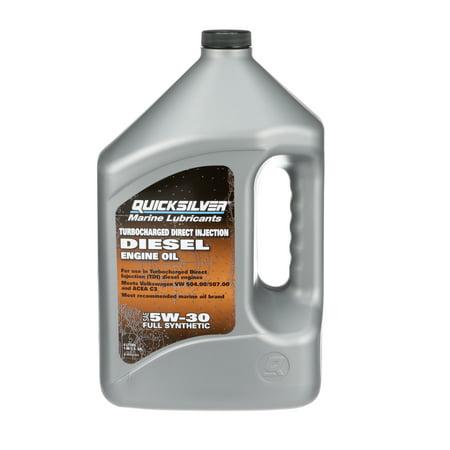 8M0069602 Full Synthetic TDI Diesel Engine Oil - 5W30 - 1.6 (Best 5w30 Diesel Oil)