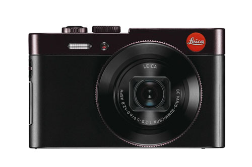 Leica C Digital Camera (Dark Red) by Leica