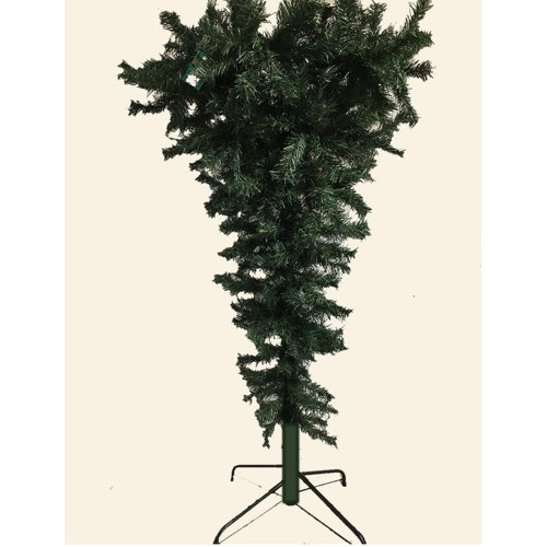 4 artificial christmas tree national tree the holiday aisle 4 dark green artificial christmas tree walmartcom