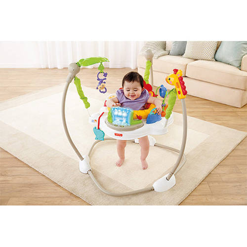Fisher-Price Rainforest Friends Jumperoo