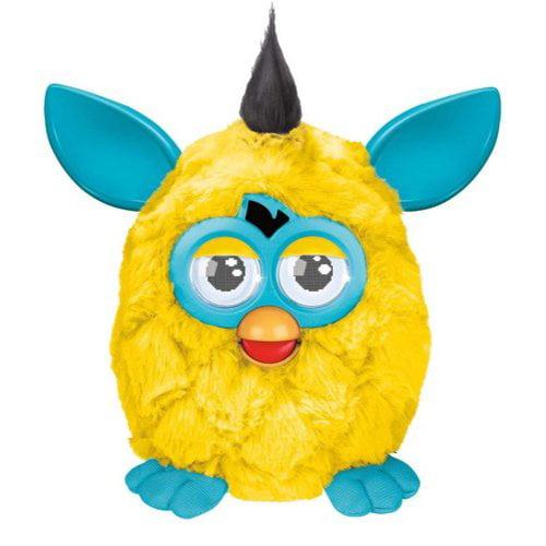 Furby, Yellow/Teal