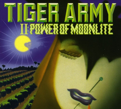 Tiger Army II: Power Of Moonlight