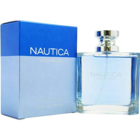 2 Pack - Voyage By Nautica Eau de Toilette Spray For Men 3.4