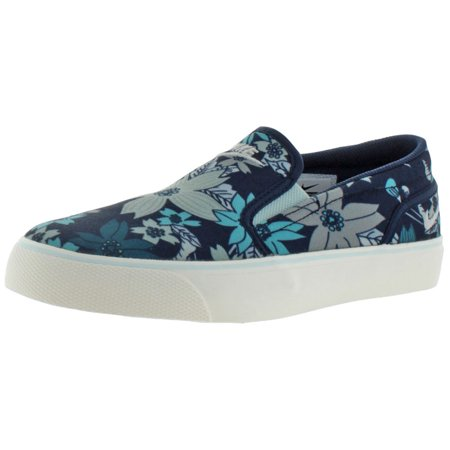 a01029b7f Nike - Nike Toki Women s Slip On Floral Sneakers Shoes - Walmart.com