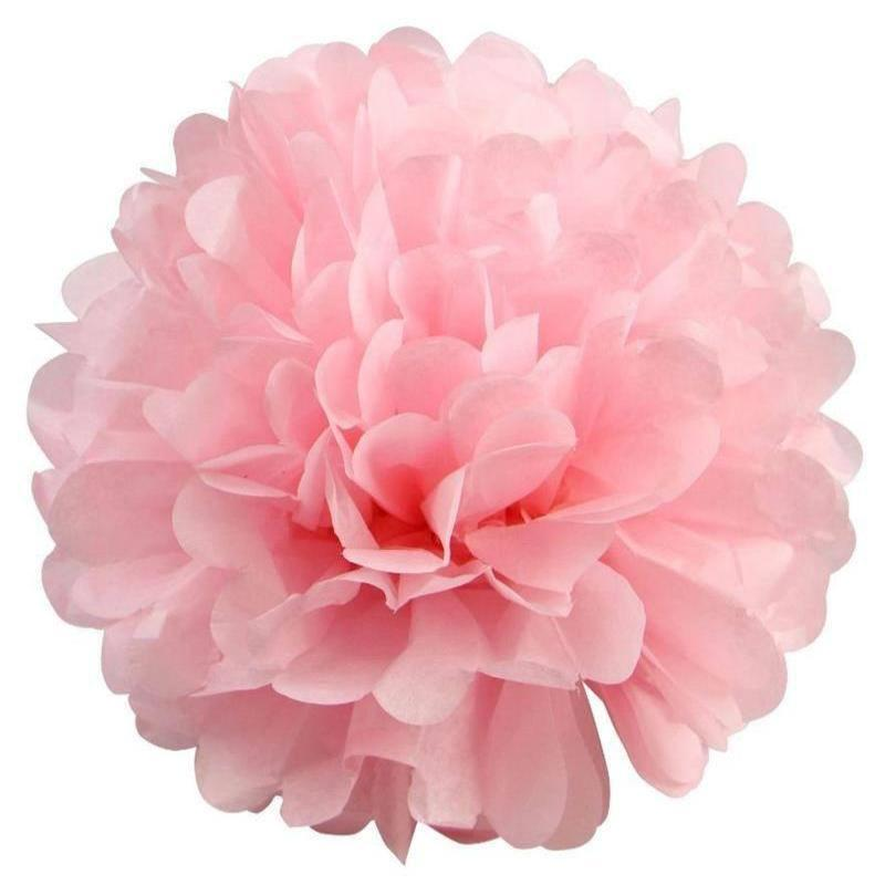 Efavormart 12 PCS Paper Tissue Wedding Birthday Party Banquet Event Festival Paper Flower Pom Pom 12 inch