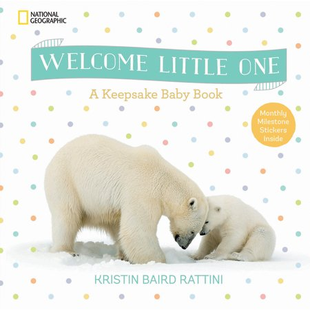 Welcome Little One : A Keepsake Baby Book