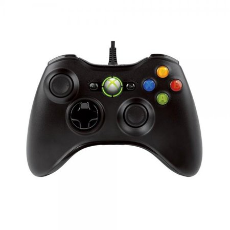 Microsoft Xbox 360 Wired Controller (Xbox 360 Microsoft)