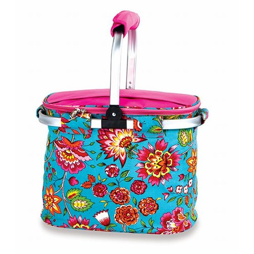 Picnic Plus Shelby Collapsible Market Cooler Tote