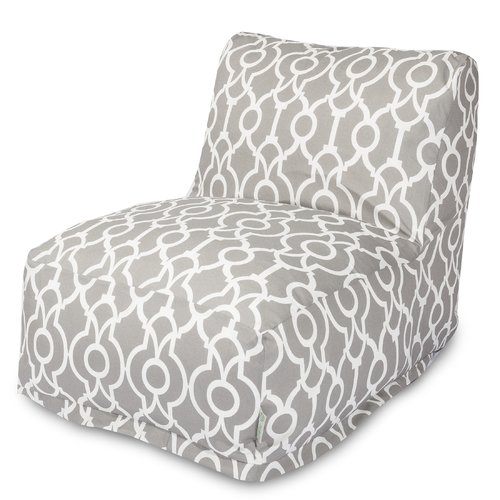 Majestic Home Goods Athens Bean Bag Lounger
