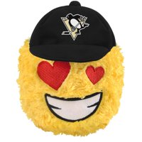 "Pittsburgh Penguins 5"" Heart Eyes Teamoji Plush Toy"