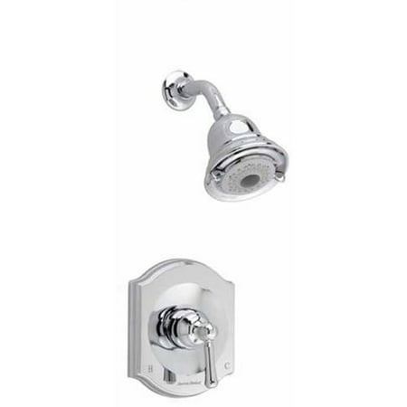 American Standard T415.501.002 Portsmouth Flowise Shower Trim Kit Only with Metal Lever Handle, Available in Various