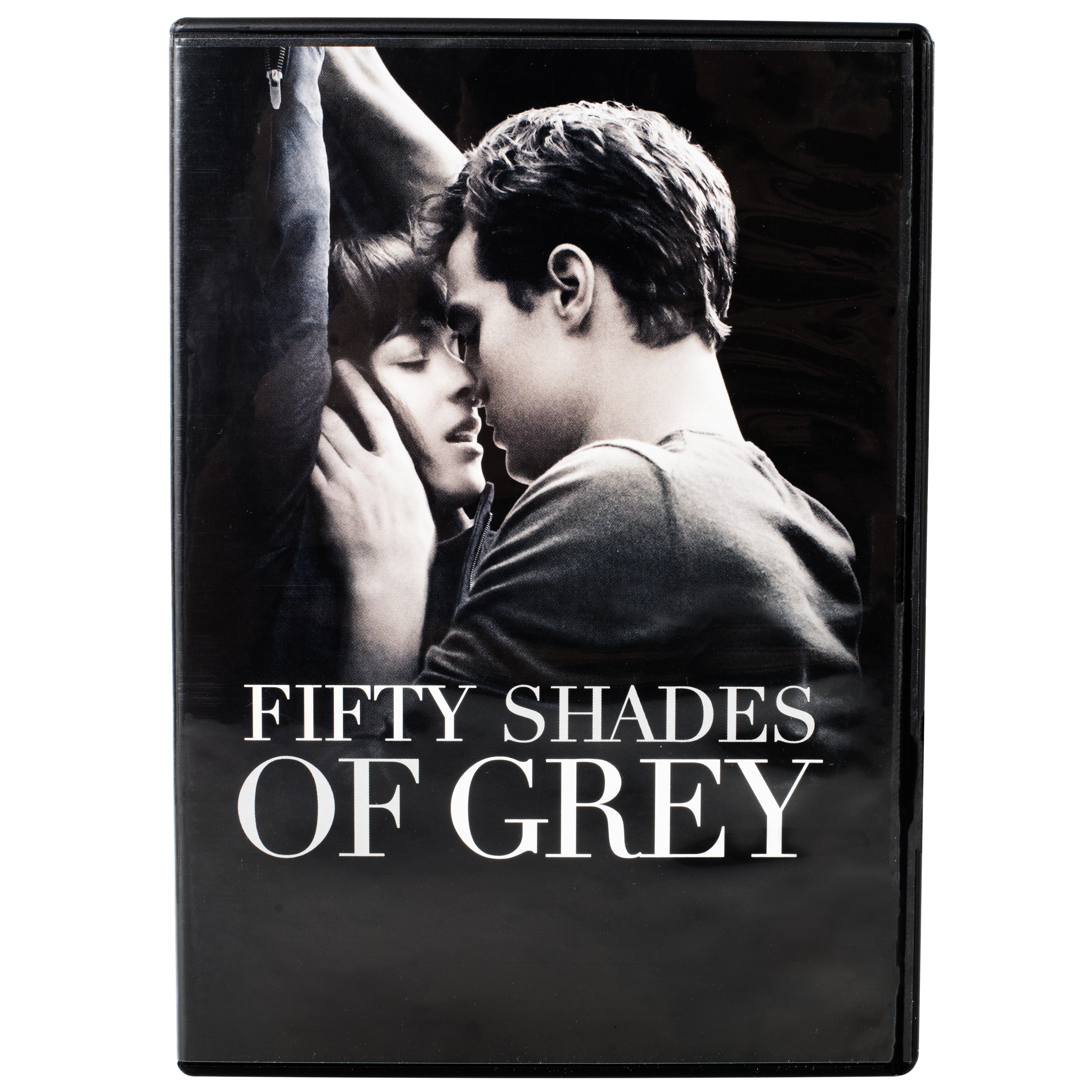 Fifty Shades of Grey, DVD, romance movie