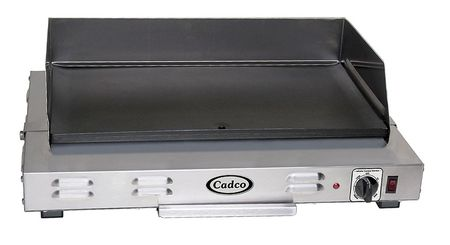 CADCO CG-10 Griddle, Electric, Countertop by Cadco