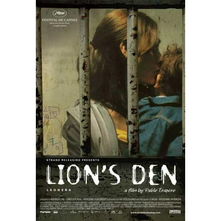 Lions Den Movie Poster (11 x - Lions Den Coupons