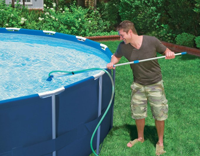 Superior Intex Pool Maintenance Kit For Above Ground Pool