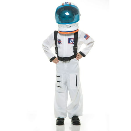 Halloween Astronaut Boy's Child Costume - Kid Astronaut Costume