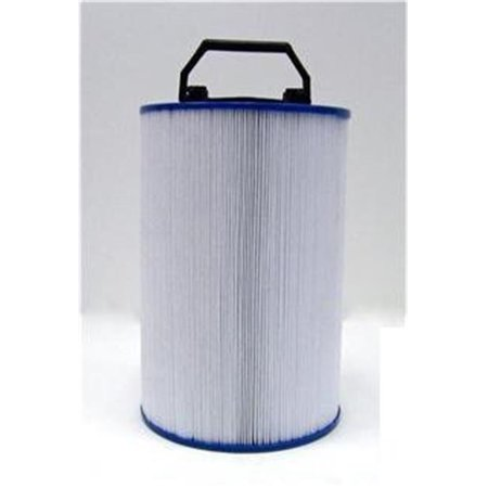 Super-Pro PCD50N SPG 3 oz 10.75 in. 50 sq ft. Replacement Filter Spa Cartridge for Caldera 50