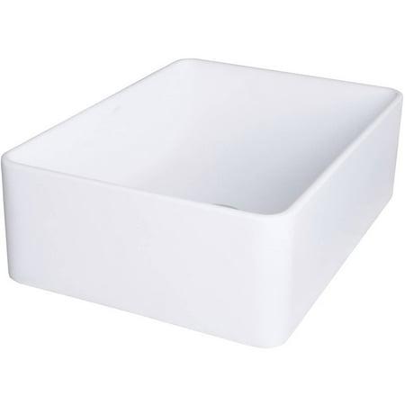- VIGO Amaryllis Matte Stone Vessel Sink