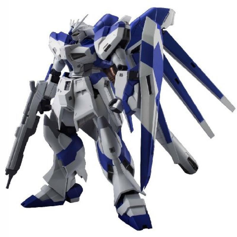 Bandai Tamashii Nations Robot Spirits Hi-V Gundam Action Figure by