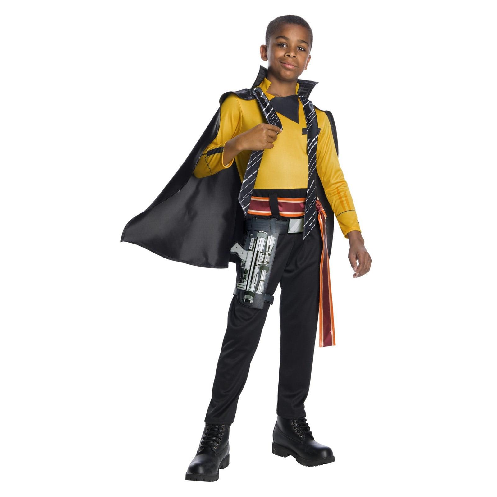 Solo: A Star Wars Story-Lando Deluxe Boys Halloween Costume