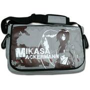 Attack On Titan Mikasa Anime Messenger Bag