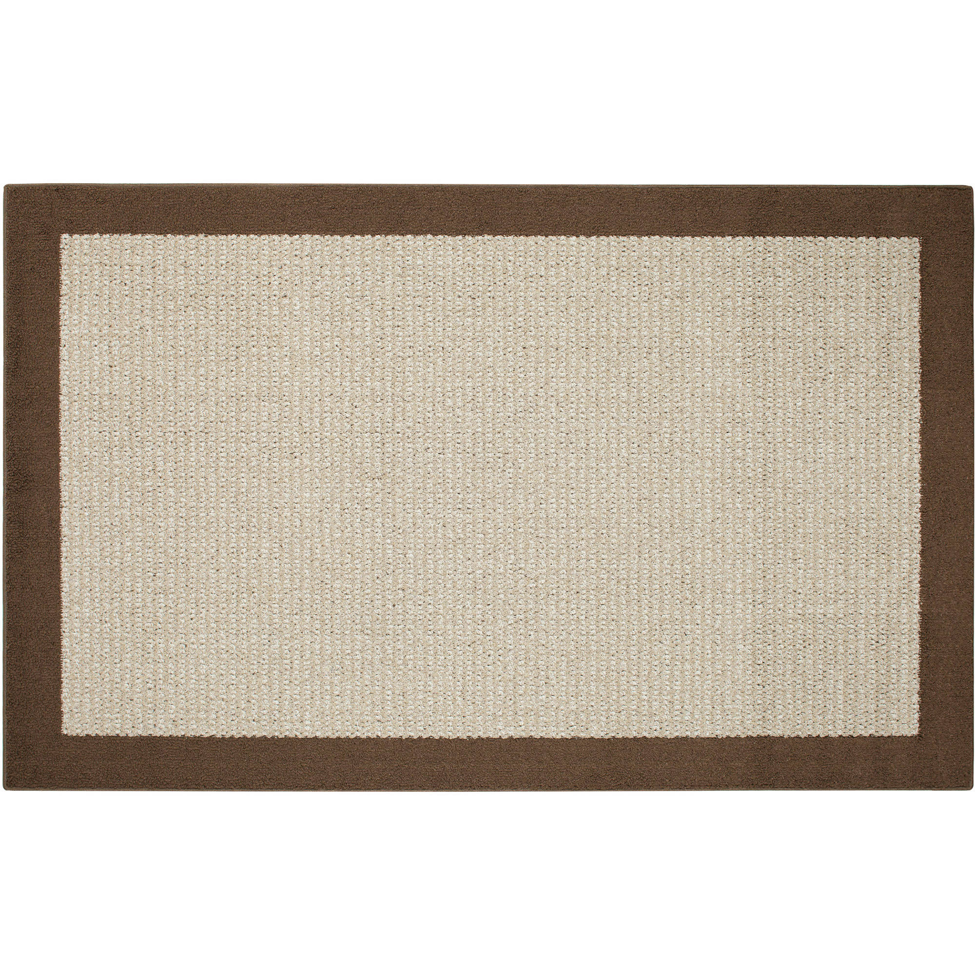 Mainstays Faux Sisal Area and Runner Rug