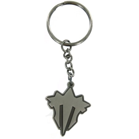 World of Warcraft Warlords Draenor Iron Horde Logo Symbol Metal Keychain (World Of Warcraft World Of Draenor Release Date)