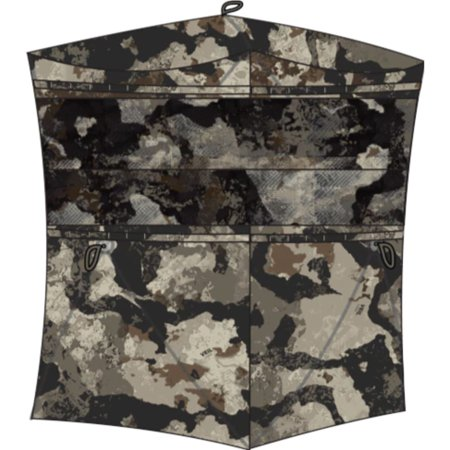 Muddy Infinty 2 man Pop-Up Blind with Shadow Mesh Windows