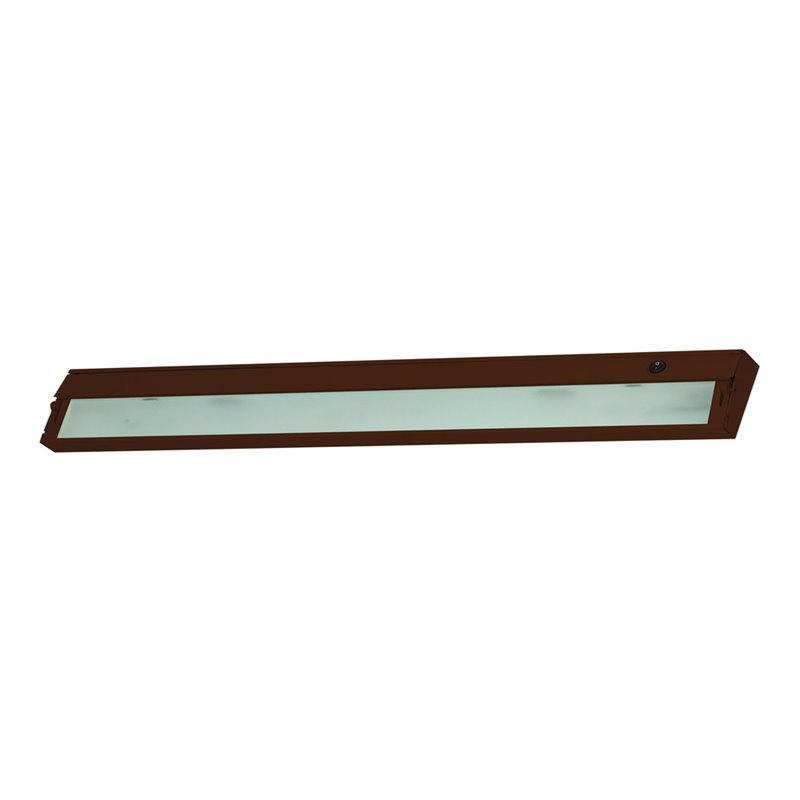 ALICO ZeeLite 6 Light LED Under Cabinet Lighting in Bronze