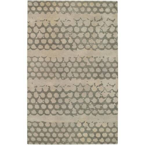 CAPEL Bee Hives Hand-Tufted Area Rug