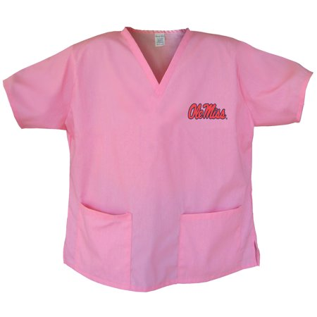 - Ole Miss Scrubs University of Mississippi Tops and Shirts for Women
