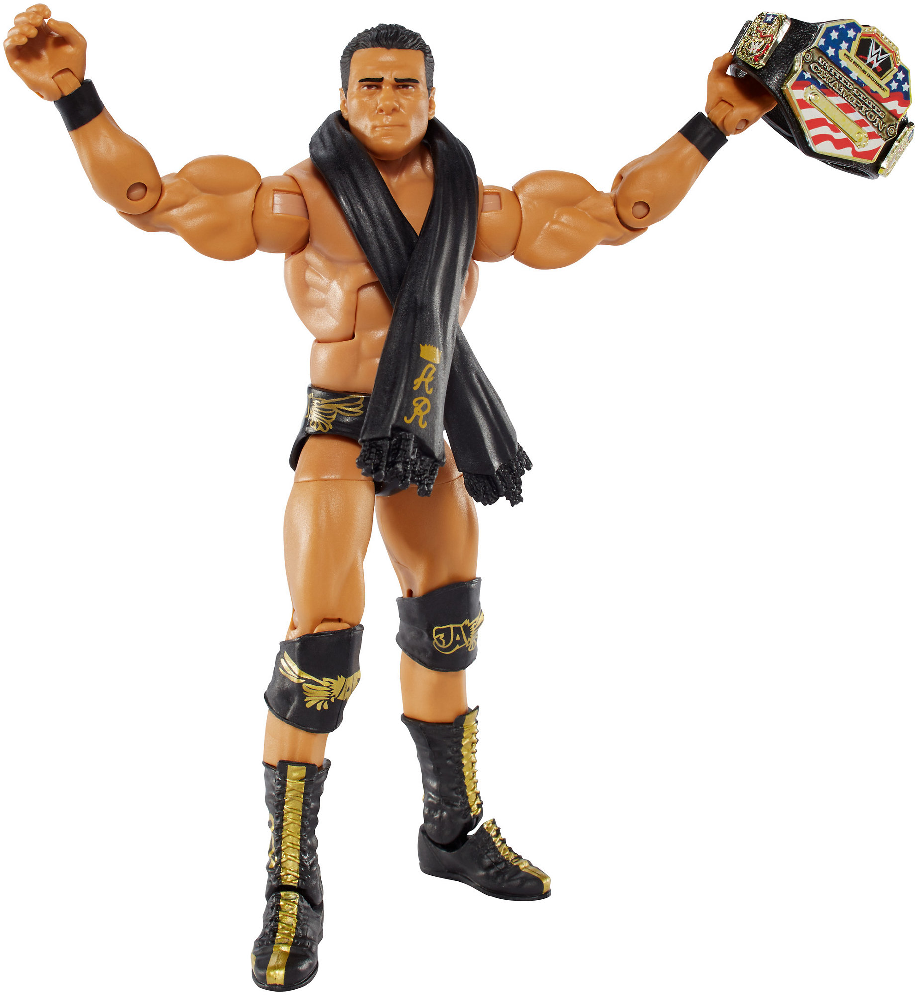 Mattel WWE Elite Series 43 Alberto Del Rio Figure by Mattel