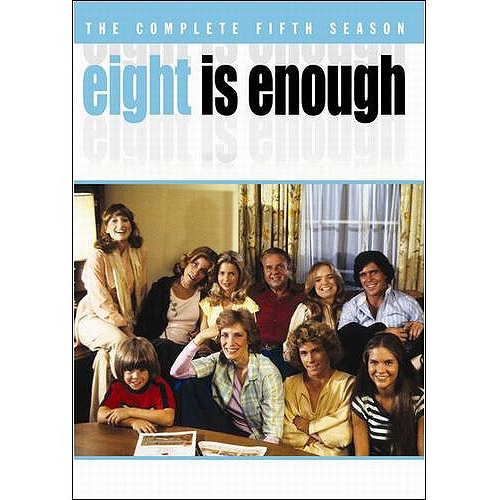 Eight Is Enough: The Complete Fifth Season (Full Frame, Widescreen)