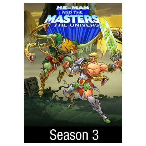He-Man and the Masters of the Universe (2002): Season 3 (2003)