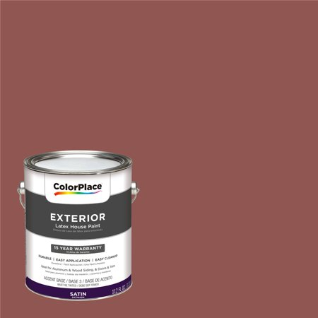 Colorplace Exterior Paint Country Baked Beans 10yr 17 295