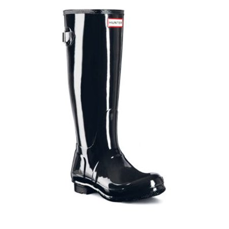 Original Back-Adjustable Gloss Rain Boots