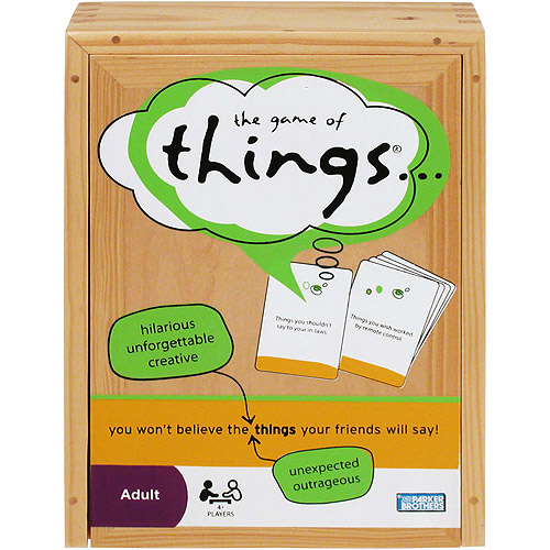 The Game of Things