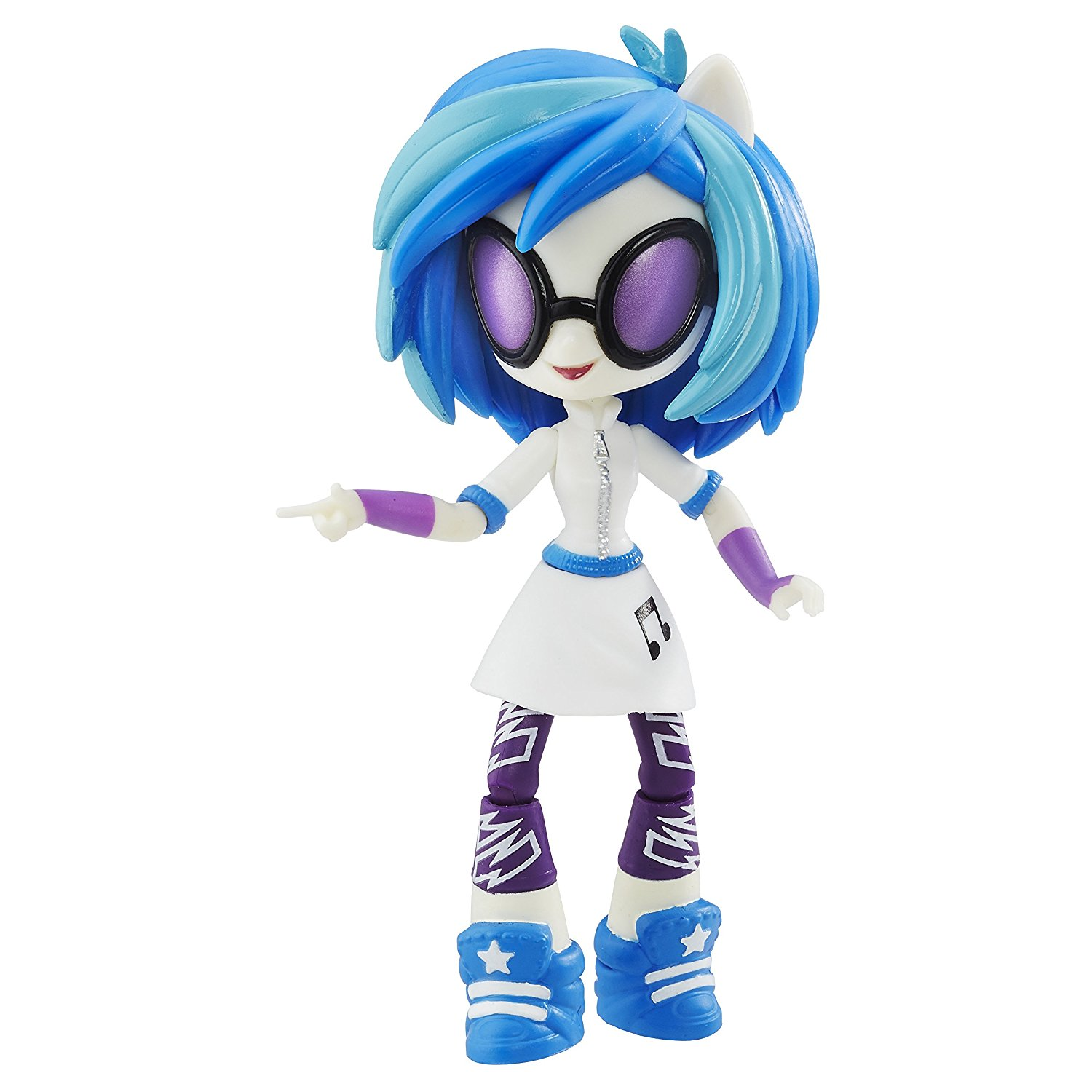 Equestria Girls Minis School Dance DJ Pon-3..., By My Little Pony Ship from US by
