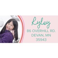 It's All Good Personalized Address Label