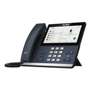 Yealink MP56 - Teams Edition - VoIP phone - with Bluetooth interface - SIP - classic gray
