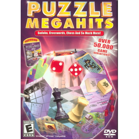 Puzzle Megahits 4 Game Pack (with Jewels Of