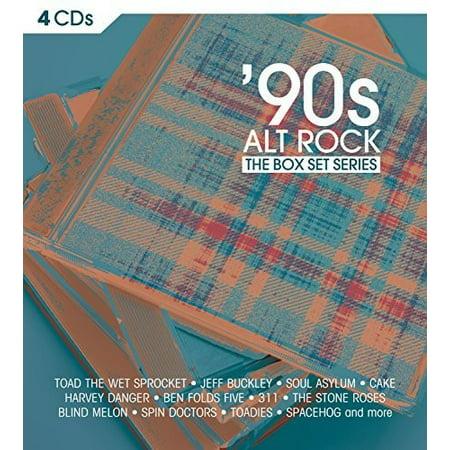 The Box Set Series: '90s Alt Rock (CD) (Alt J Best Of)