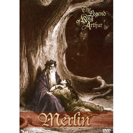 Legend of King Arthur: Merlin (DVD)