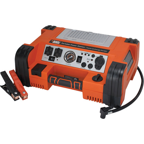 Black & Decker 500 Watt Power Station
