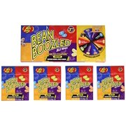 Jelly Belly Beanboozled Beans Spinner Game And 4 Refill 16 Oz Boxes