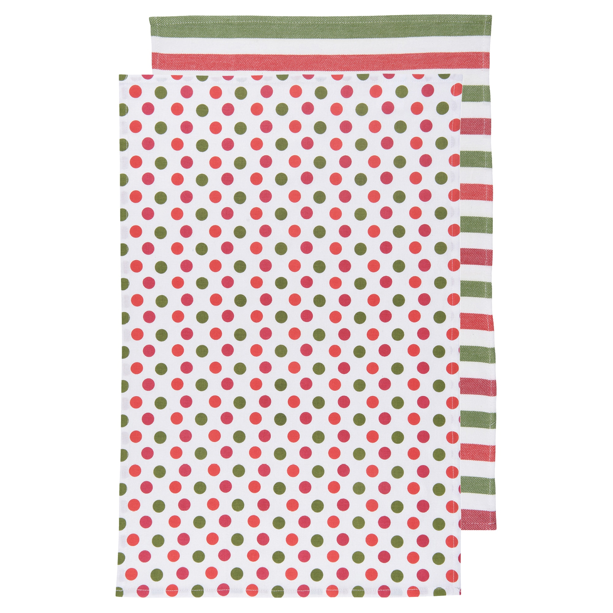 Now Designs Dotty Kitchen Towels, Set of 2 by Now Designs