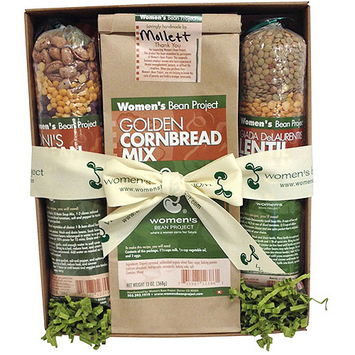 Women's Bean Project Two Soup & Cornbread Mix Bundle, 3 pc