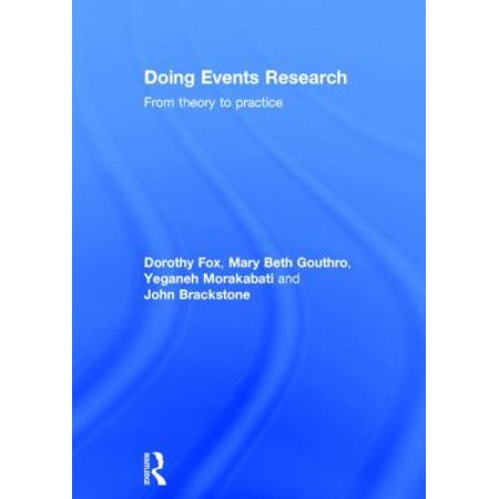 Doing Events Research: From Theory to Practice